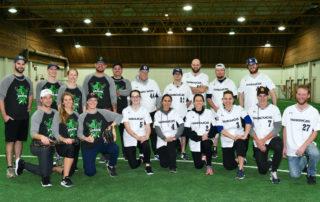 Shelterball pilot team